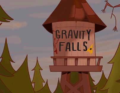 Fanart - Gravity Falls