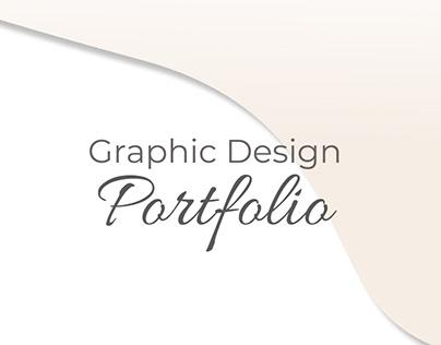 Портфолио дизайнера. Graphic design portfolio
