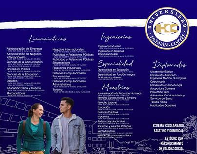 CAMPAÑA PUBLICITARIA - Universidad Hernán Cortés