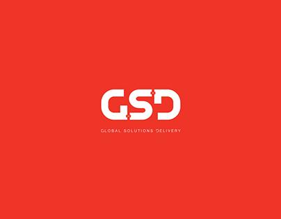 GSD - Rebranding & Visual Identity