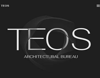 Конкурсная работа: Дизайн сайта для Архитектурного бюро