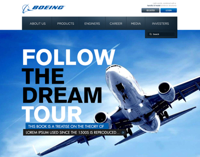 Boeing:Alternative Design