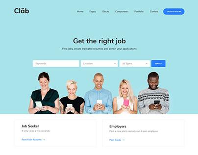 Job Listing Site