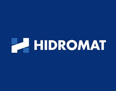 Logo Design Hidromat