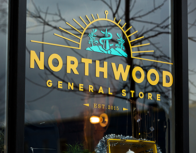 northwood general store: branding