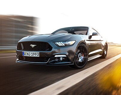 The Mustang GT