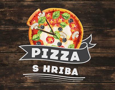 Pizza S Hriba