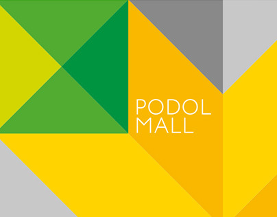 Podol Mall – Identity System & Naming