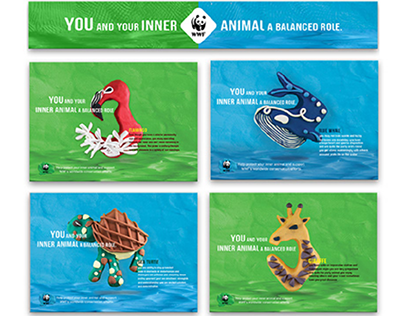 WWF Unofficial campaign *graduation project*