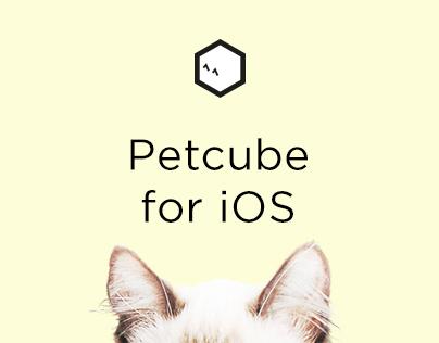 Petcube for iOS