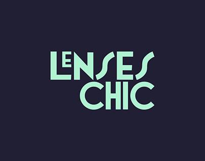 LENSES CHIC BRANDING