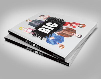 BIG | Magazine design