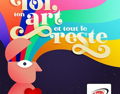 CIEU FM Balado - Illustration