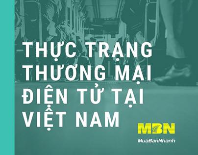 Thực trạng thương mại điện tử tại Việt Nam