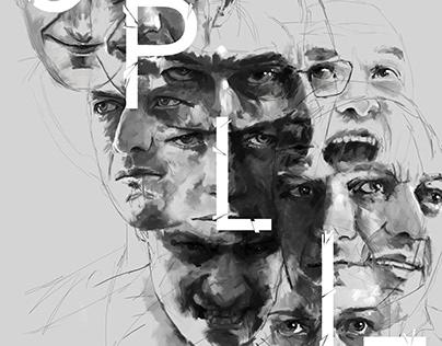 Split - Alternative Film Poster