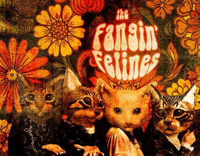 Fangin' Felines
