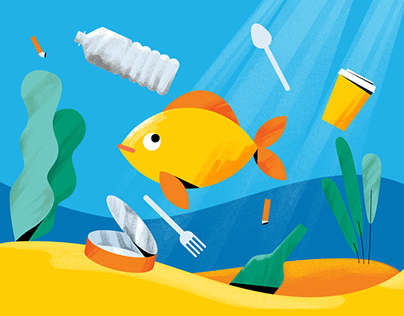 Cleaning up ocean plastic (blog cover)