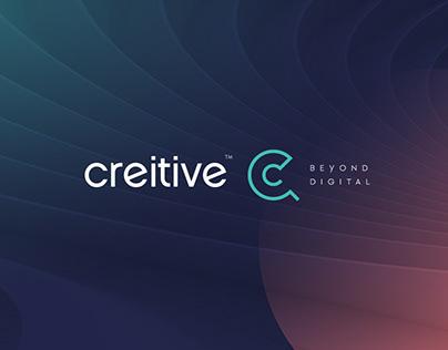 Creitive - Logo & Brand identity design