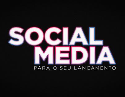 Social Media para Lançamento