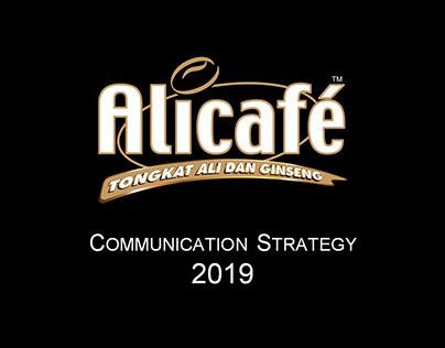 Alicafe: Tongkat Ali & Ginseng Branding Campaign