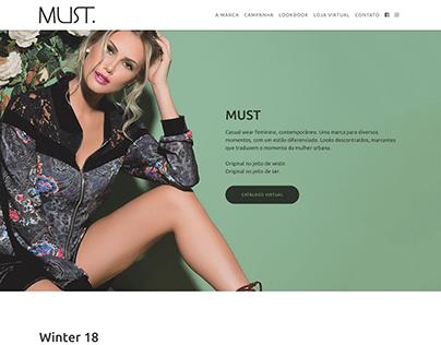 Website Must