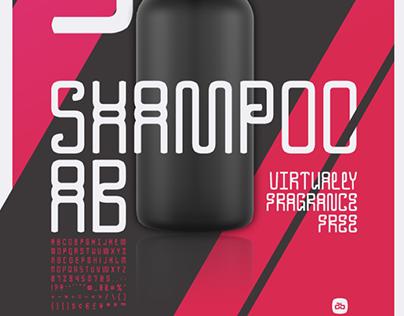 SHAMPOO - FREE FONT