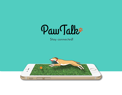 PawTalk - Stay connected with your dog at all times!