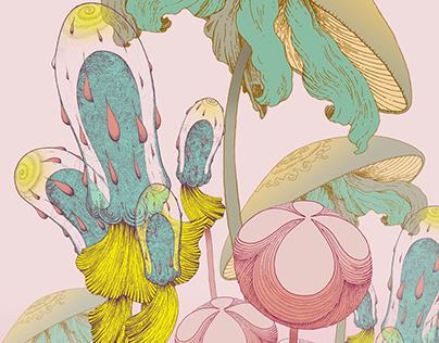 Fantastical plants