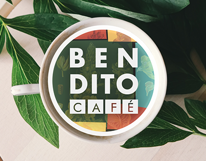ID Visual Bendito Café