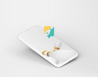 BowlingSpace: A Mobile App Design