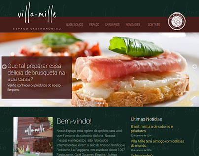 Villa Mille Espaço Gastronômico