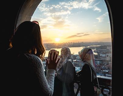 Istanbul - a street essay