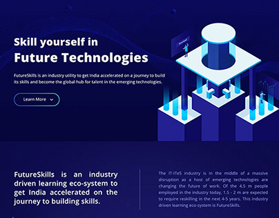 Future Skills Web Redesign