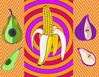 The Fruit Hybrids series 2