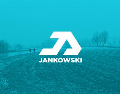 Jankowski Fitness Brand Identity