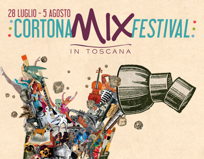Cortona Mix Festival - First edition 2012
