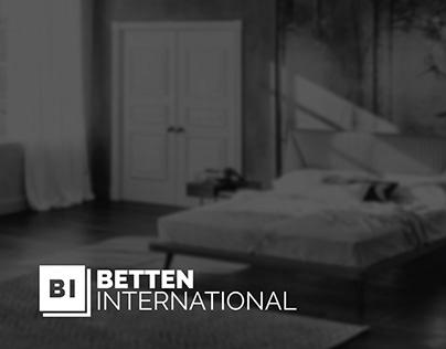 Betten International Branding