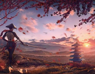 Rising Sun Warrior