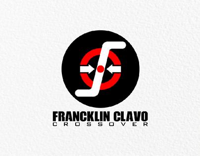 Imagotipo Dj Crossover Francklin Clavo