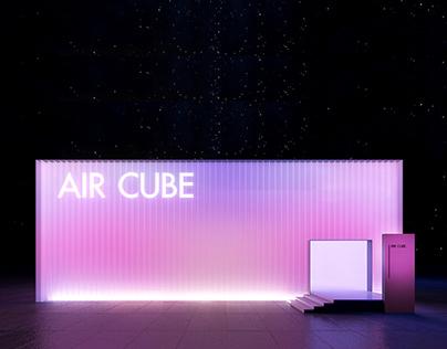 Air Cube Booth