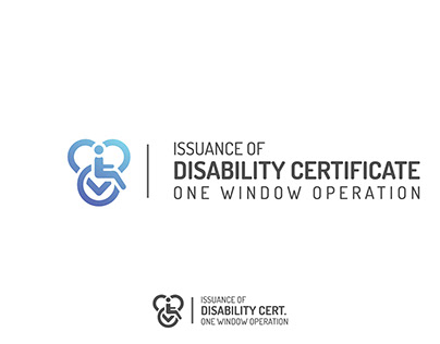 Logo: Disability Certificate - One Window Portal