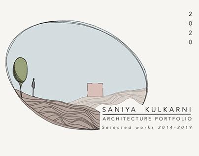 Architecture Portfolio - Saniya Kulkarni