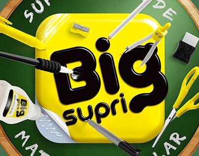 Big Supri - Super feira de material escolar