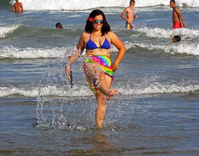 """Michelle Iglesias """"Na Praia"""""""