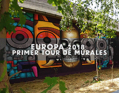 Murales Europa 2018