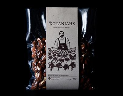 Kotanidis Almonds