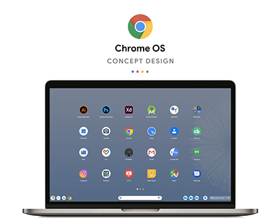 Chrome OS Concept Design