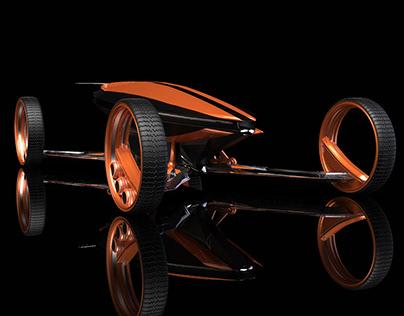 The scorpion Prototype