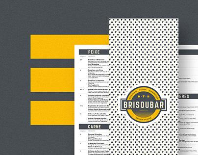 Rebranding Brisoubar Restaurant