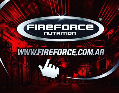 FIREFORCE Nutrition